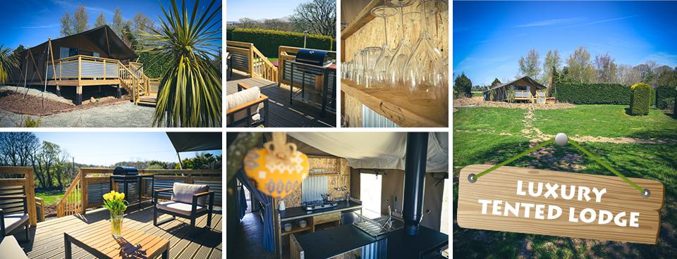 Luxury Tented Lodge